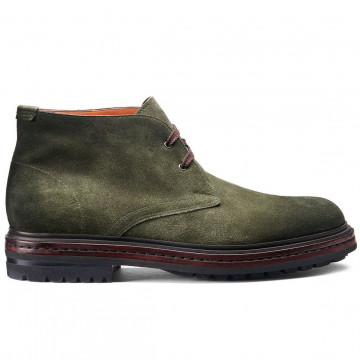 lace up ankle boots man santoni mgmi16283jl9epmsv50 6297