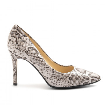 pumps woman larianna de 1002serpente tufo 6314