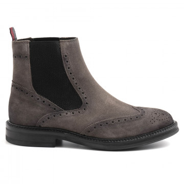 booties man marco ferretti 171423moss carbon 6334