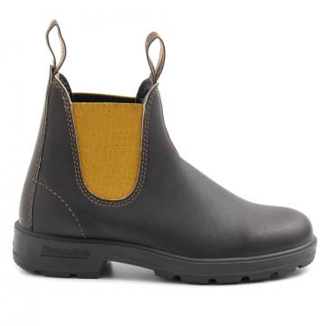booties man blundstone bccal0450 1919brown 6346