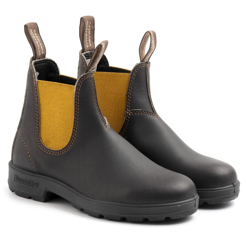 booties man blundstone bccal0450 1919brown 6346