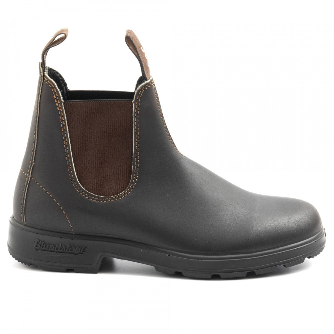 booties man blundstone bccal0010 500stout brown 6347