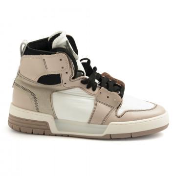 sneakers woman lemare hi wosasha 6375