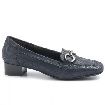 loafers woman sangiorgio 12572miu blu 6384