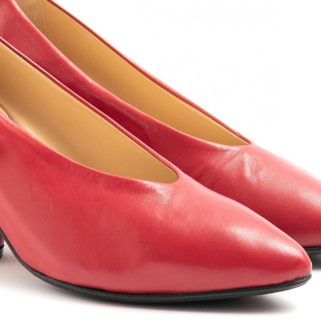 pumps woman larianna de 1206siviglia rosso 6429