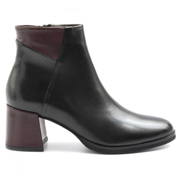 booties woman calpierre dt577virap nero 6432