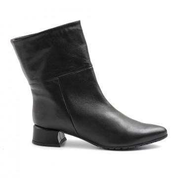 booties woman startup b640nappa nero 6428