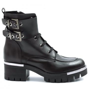 military boots woman nailah rt 2435nero 6471