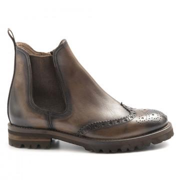 booties woman calpierre dt167 slek ebano cartor 6519