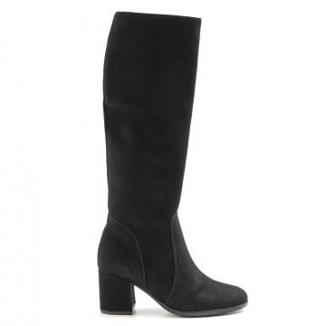 boots woman sangiorgio p626cam nero 6520