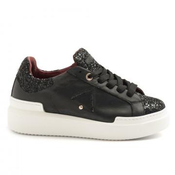 sneakers woman ed parrish ckld sq32blk blk 6357