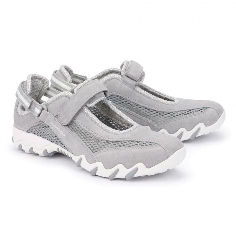 Women's Mephisto Allrounder Niro grey shoes