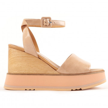 sandals woman paloma barcelo giselelory makeup 6739