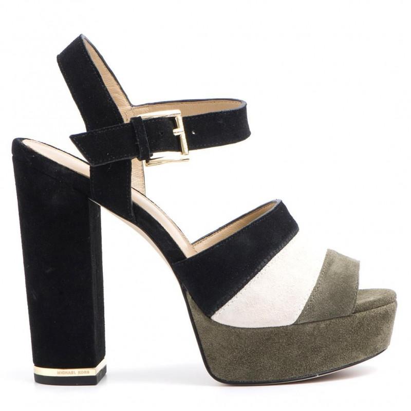 sandals woman michael kors 40t7ashs6sanise platform 1843