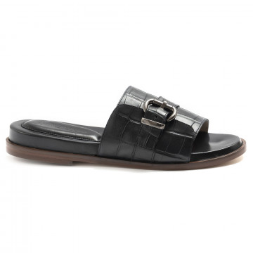 sandals woman lorenzo masiero 210056cocco blu 6806