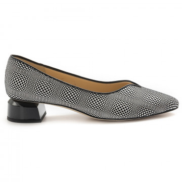 pumps woman brunate 31798vasa optic  6883