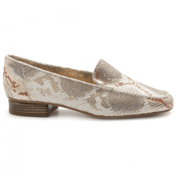 loafers woman brunate 37509dafne gold 6884