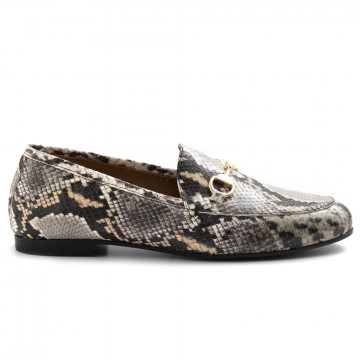 loafers woman les tulipes 601diam mineal 6735