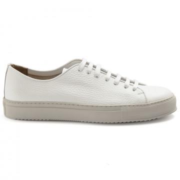 sneakers man j wilton 10034cuir bianco 6864