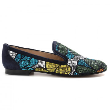 loafers woman belle vie danesicamoscio abyss 6945