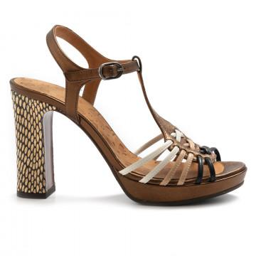 sandals woman chie mihara calidashaddai castano 6947
