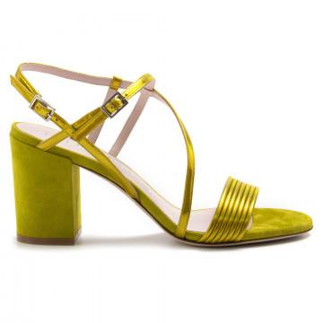sandals woman lella baldi lt077nat 6955