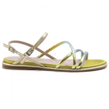 sandals woman lella baldi lt013nat cocco 6958
