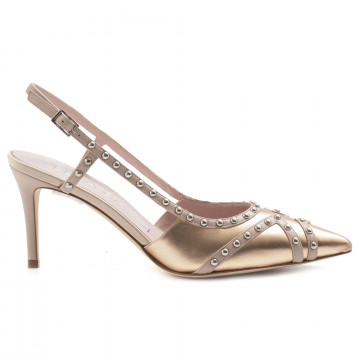 pumps woman lella baldi lt042rosa nap 6963