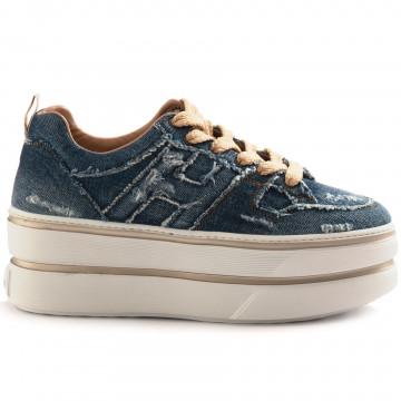 sneakers woman hogan hxw4490ck90jdlu803 6591