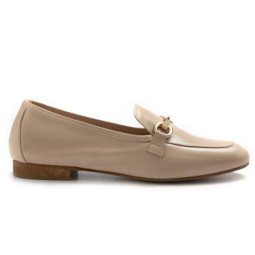 loafers woman nouvelle femme 549nappa nude 6980