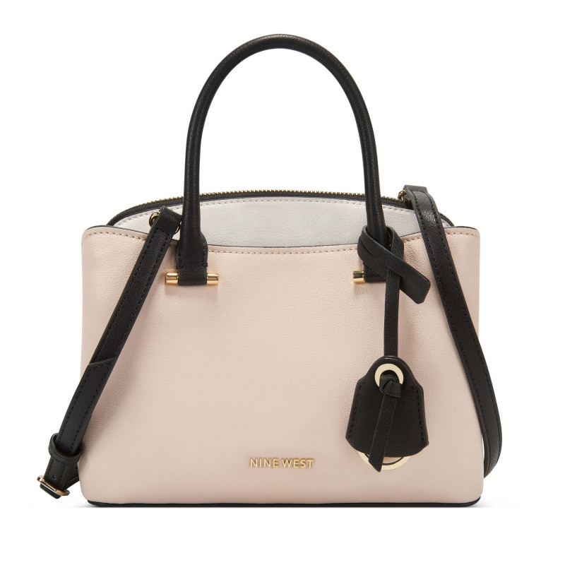 Beige Nine West Eloise Shoulder Bag