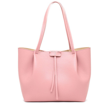 shoulder bags woman patrizia pepe 2v8895 a4u8sr653 wood rose 6094