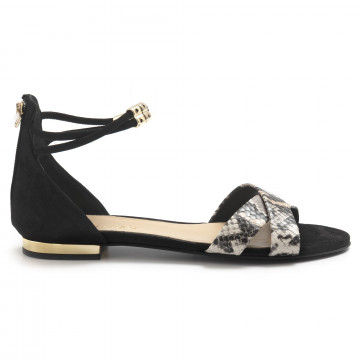 sandals woman les tulipes 19602diam mineral 6986