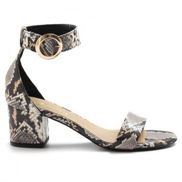 sandals woman les tulipes 1011diam mineral 6984