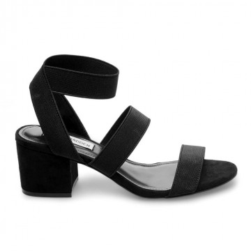 sandals woman steve madden smsisolateblk 4249