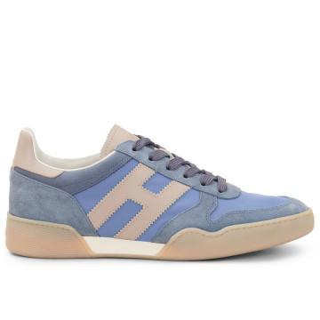 sneakers man hogan hxm3570ac40n3e50bw 6630
