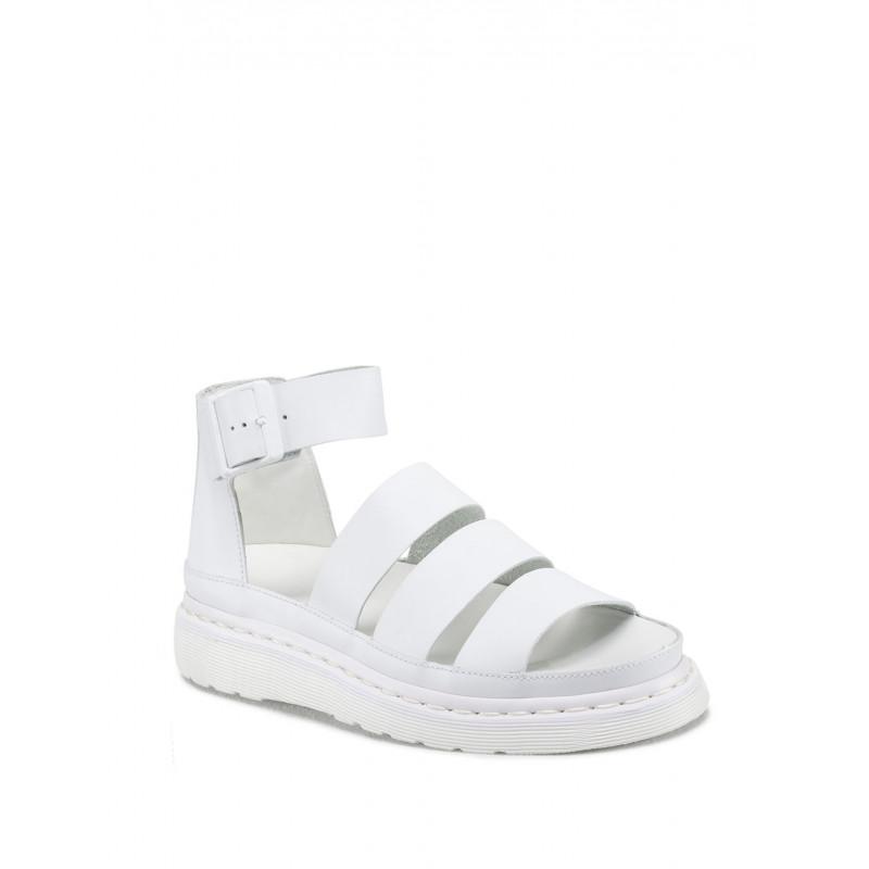 sandals woman drmartens dmsclaris16530100 shore clarissa wht 284
