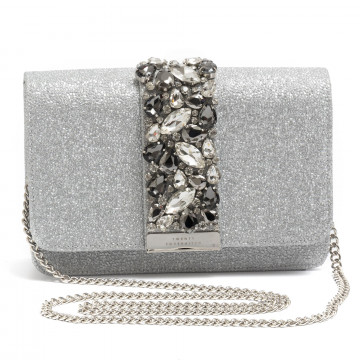 clutches woman twenty four haitch mimosaargento 7171
