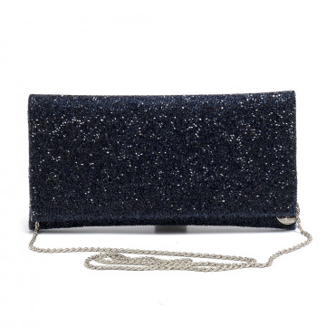 clutches woman twenty four haitch ely cristalblu 7173