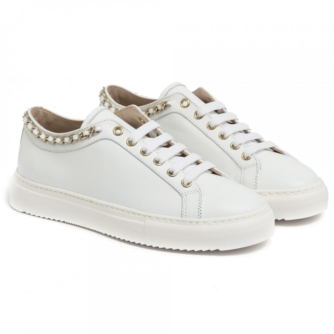 sneakers woman stokton 110dvit accbianco 7180