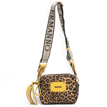 handbags woman ermanno scervino 982gretaleo giallo 7248