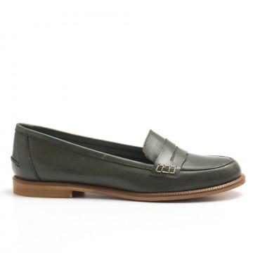 loafers woman sangiorgio 7340crust verdone 4413