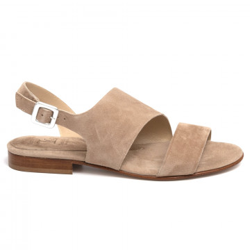 sandals woman luca grossi f771scam bisquit 7267