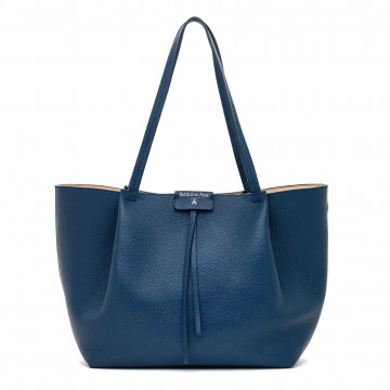 handbags woman patrizia pepe 2v8895 a4u8sc475 dress blue 7271