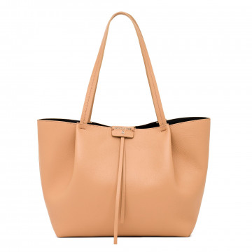 handbags woman patrizia pepe 2v8895 a4u8sb685 pompei beige 7270