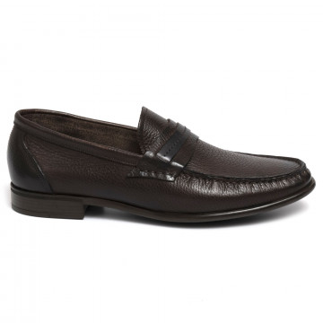 loafers man brecos 8762alce cioccolato 7263