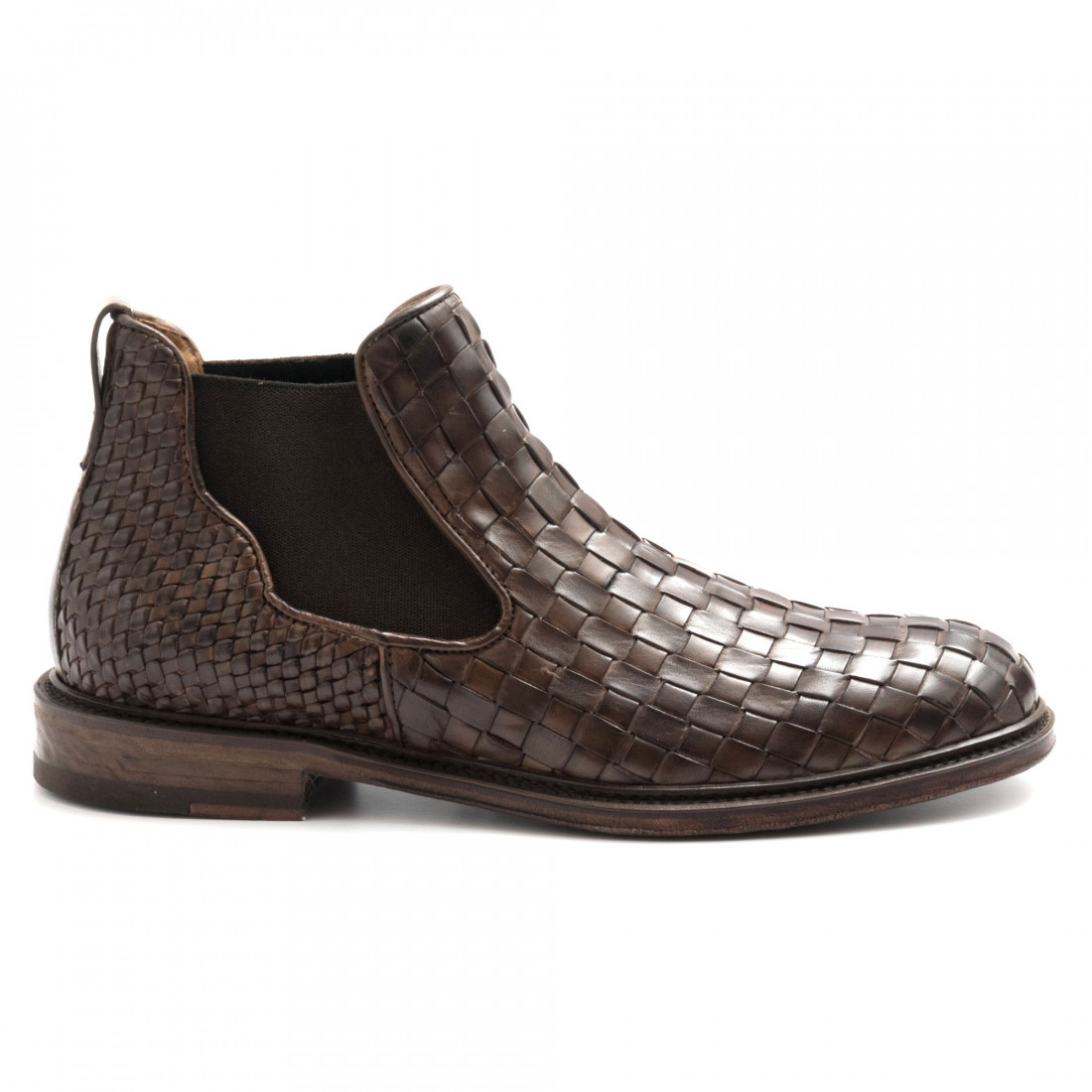 booties man brecos 874714956 vit taupe 4615