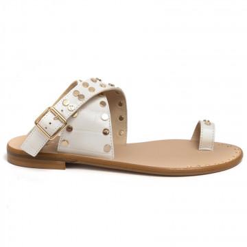 sandals woman cecile 2248cocco latte 7341