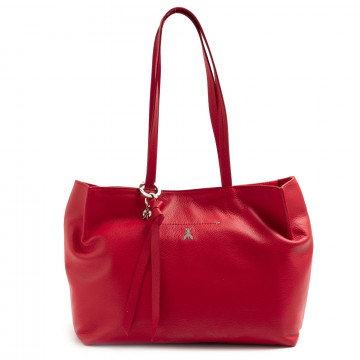 shoulder bags woman patrizia pepe 2v9154 a4u8r670 flame red 7349