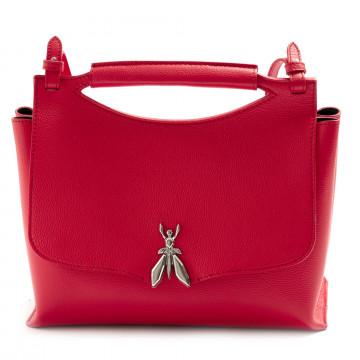 handbags woman patrizia pepe 2v9549 a4u8r670 flame red 7347